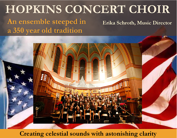 Hopkins Concert Choir